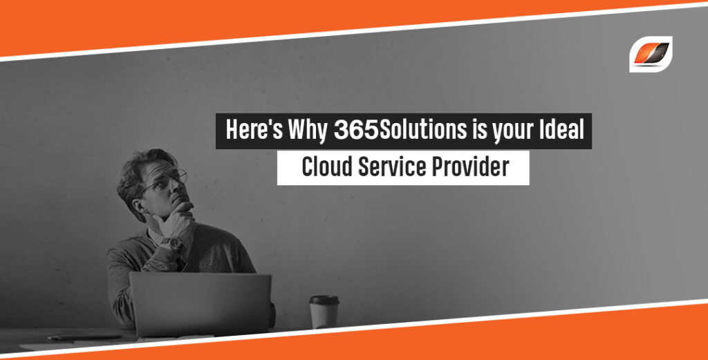 365Solutions- cloud service provider