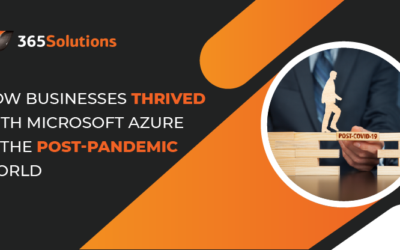 How Businesses Thrived with Microsoft Azure in the Post-Pandemic World